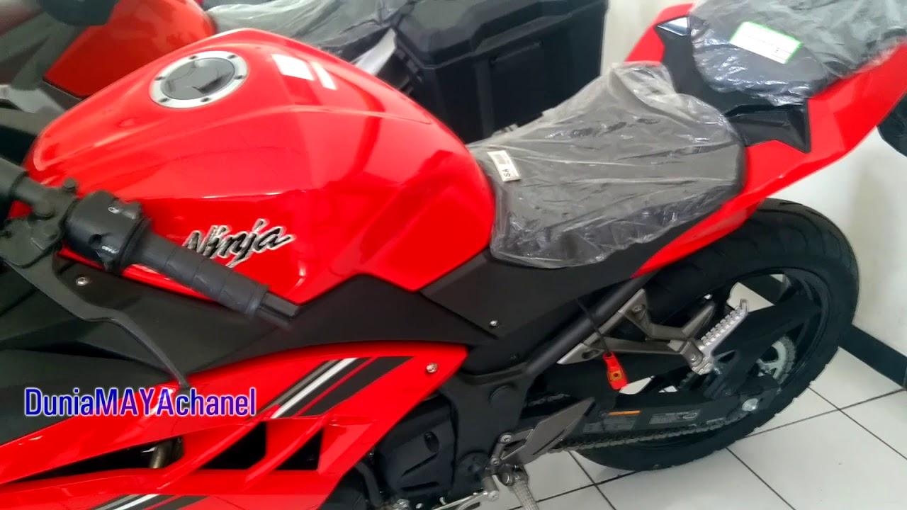 Kawasaki Ninja 250 2017 Abs Edition Se Motorsport Dunia Maya