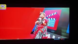 Ruchika Davar introduces Red Carpet at IFFI