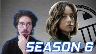 AGENTS OF S.H.İ.E.L.D 6.sezon Reaksiyon ve İnceleme