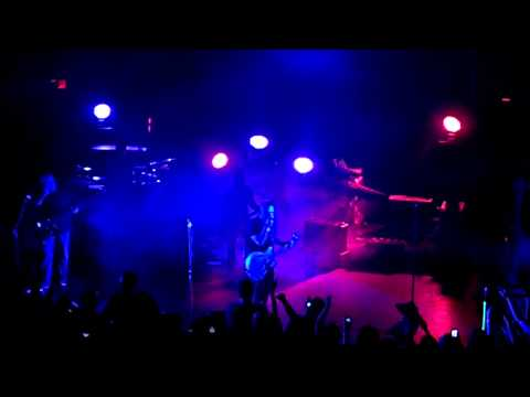 Sexual Power Trip - LIVE - Blue October 10.09.2010
