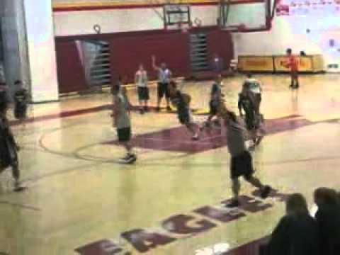 """5'10"""" Damon Min AAU Part II (Basketball)"""
