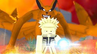 Minecraft: KURAMA - NARUTO MODO KURAMA #15