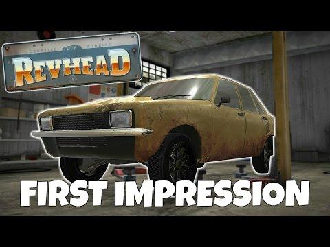 My Summer Car + Car Mechanic Simulator = Revhead? - Revhead Gameplay  - EP 1