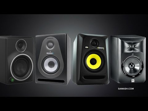 Studio Monitor Roundup - Under $150 Each