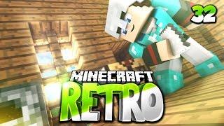 PLAN B AUFZEICHNEN • Minecraft RETRO #32 | Minecraft Roleplay • Deutsch | HD