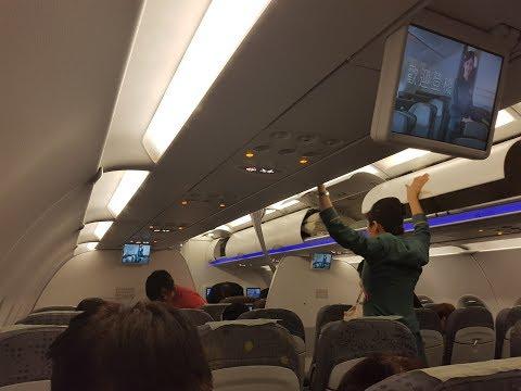 EVA Air | Taipei to Seoul - Incheon | Airbus A321 | Full Flight Report | MJT Global