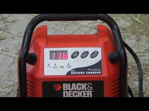 Charging Battery With Open Internal Cell Error Black Decker