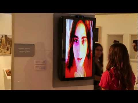 Between you & me   new media art installation