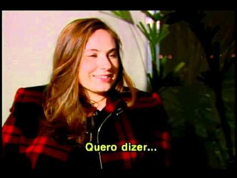Judit Polgar - Interview in Argentina