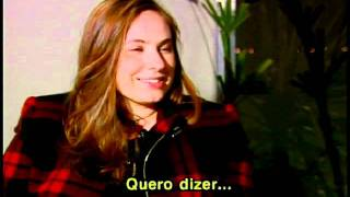 Judit Polgar - Interview in Argentina