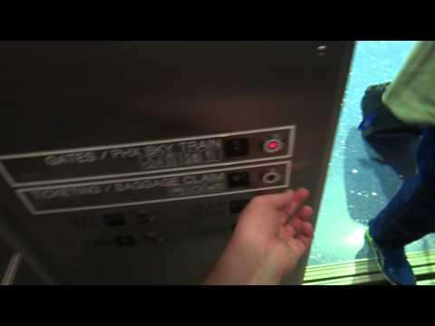 Sony TX20: Set #3: Kone Elevators Terminal 3 Phoenix Sky Harbor Airport Phoenix, AZ