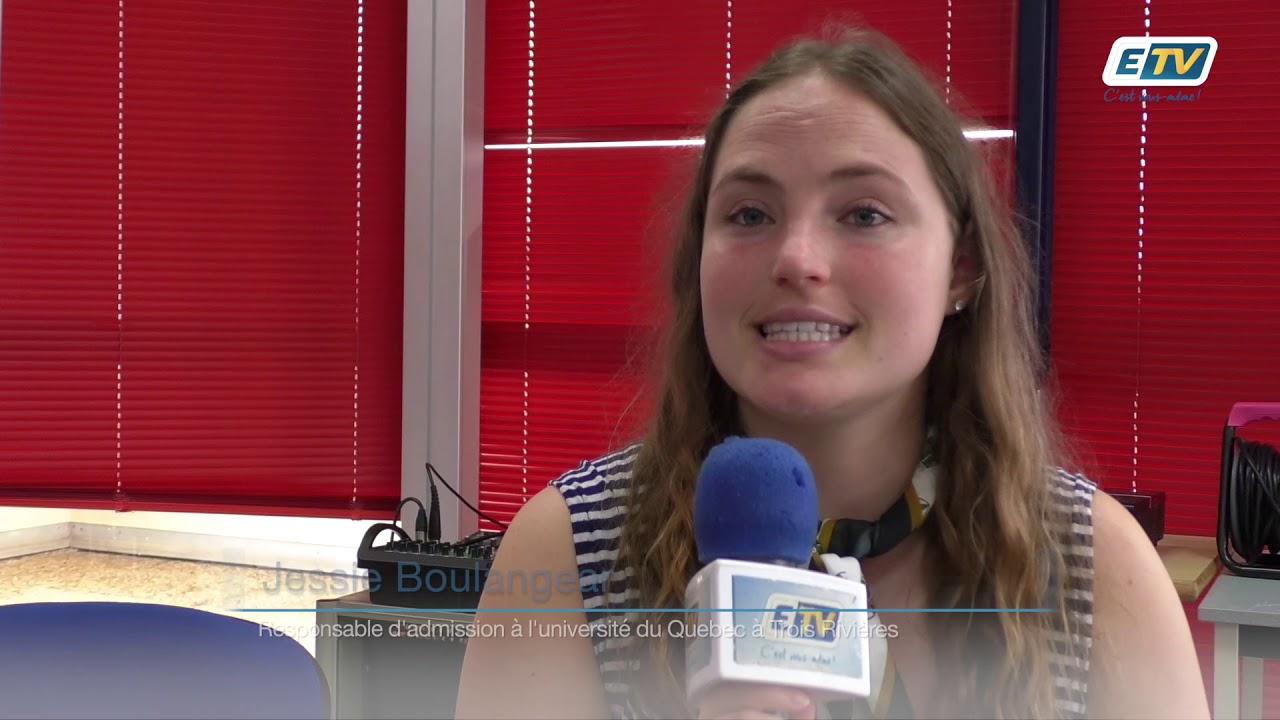 Des étudiants Guadeloupéens au WTC pour pouvoir étudier au Québec