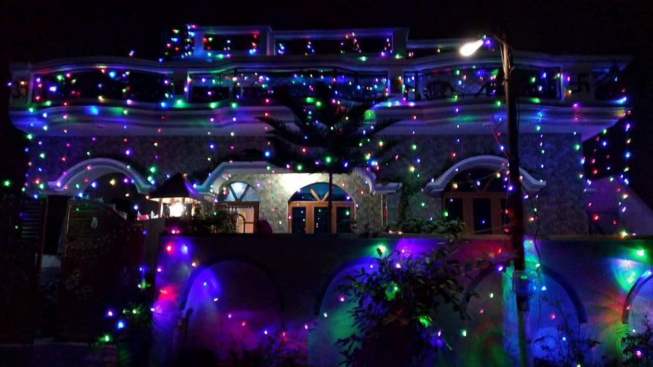 My home illuminated by Indian made Lighting on Diwali - Said No to ... for china diwali light  570bof