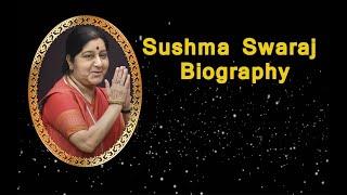 Sushma Swaraj Biography | Political Carrier | BJP Leader | Cabinet Minister | FilmiBeat