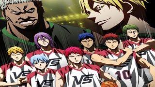 Top 25 Best Kuroko no Basket Last Game Players 黒子のバスケ [Series Finale]