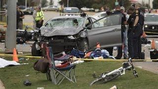Crash Kills Four at OSU Homecoming Parade