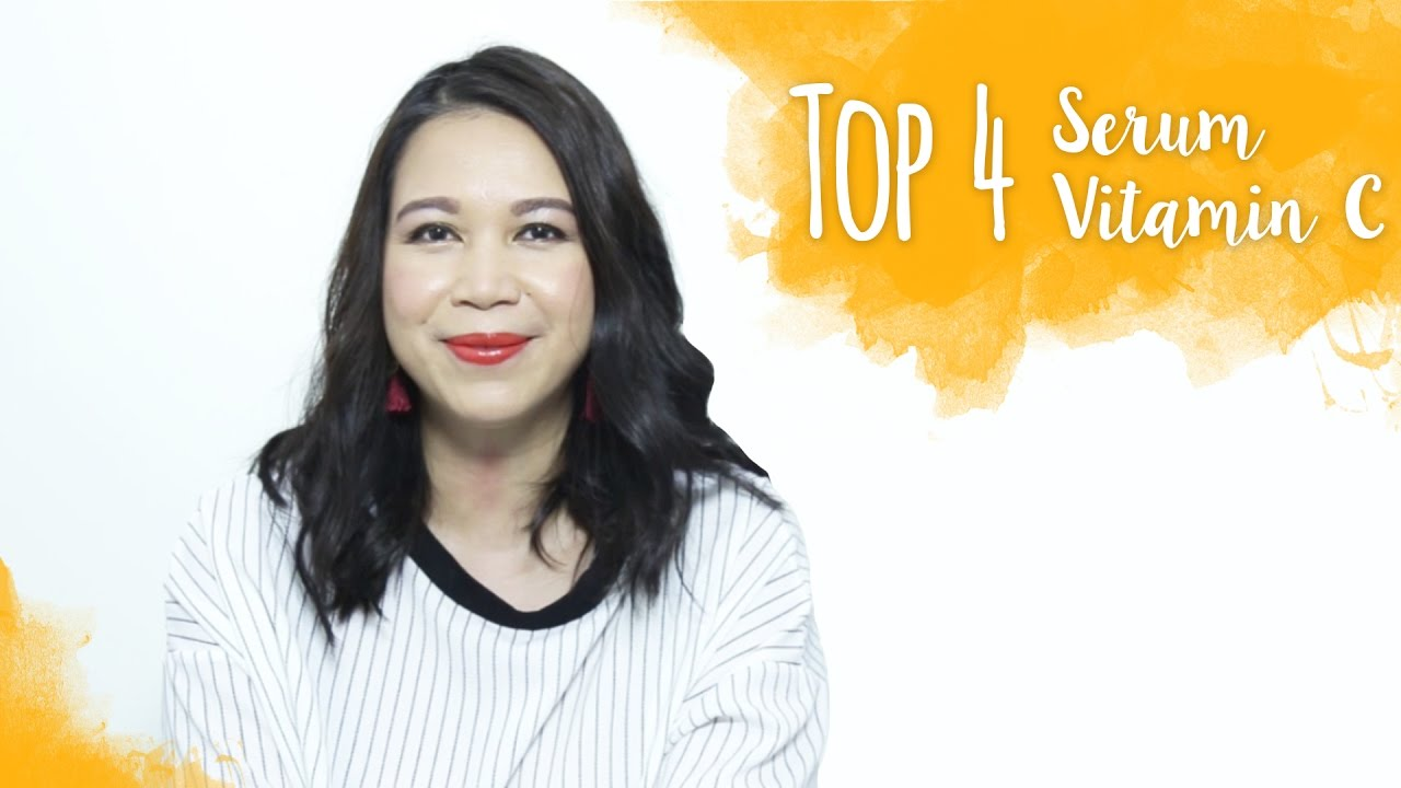 Top 4 Serum Vitamin C Versi Affi Assegaf Skincare 101 Youtube Nasa