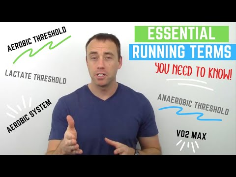 Essential Running Terms You Need to Know Before Training for a Marathon! | LESSON 1