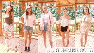 JULY OOTW // SUMMER OUTFITS