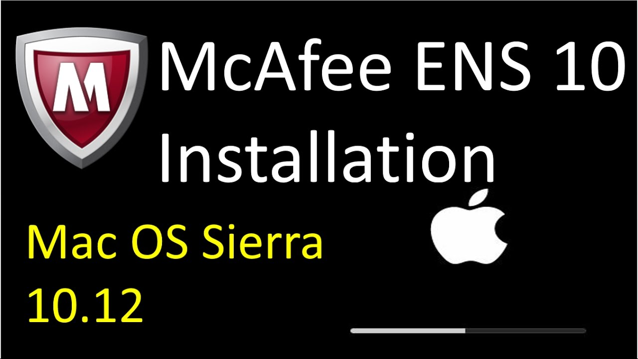 remove mcafee endpoint security for mac 10.2.1