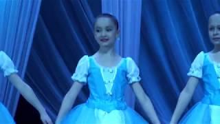 Детский танец из балета 'Коппелия'