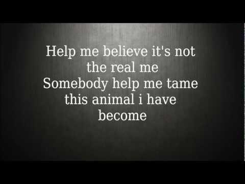 Animal I Have Become | Three Days Grace | Lyrics [HD]