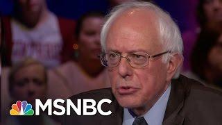 Bernie Sanders: We Will End
