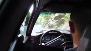 Chuckanut Drive Porsche 944 and Miata