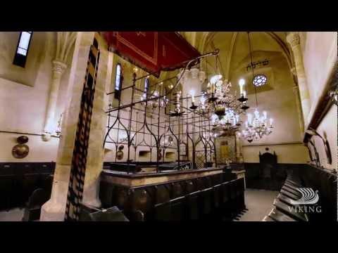 The Altneuschul: Prague's Old New Synagogue