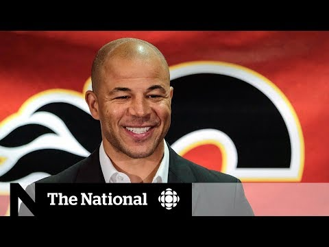 Jarome Iginla Retires After 20-year Career