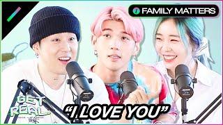 "Saying ""I Love You"" …"