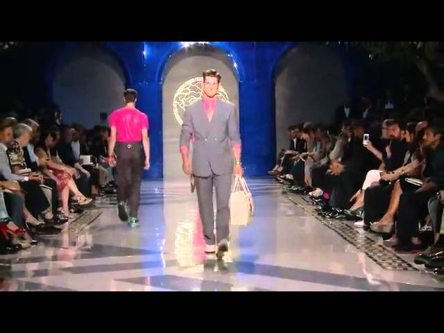 Versace Men's Spring/Summer 2012 Full Fashion Show