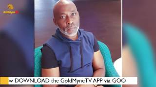 VETERAN ACTOR, RICHARD MOFE DAMIJO, RECREATES 20 YEAR OLD PHOTO WITH WIFE'S SISTER...