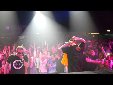 MC Kresha & Lyrical Son ne Linz 2015