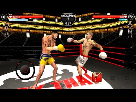 Muay Thai Fighting Clash (by Imperium Multimedia Games) Android Gameplay [HD]