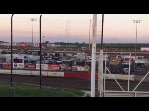 I-80 speedway Grand National Heat July 14, 2017?