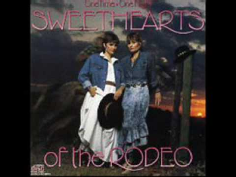 Sweethearts Of The Rodeo I Feel Fine
