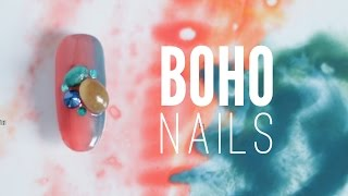 MIXOLOGY | Boho Nails