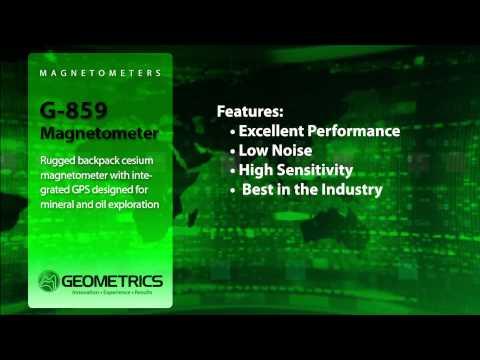 G-859 Magnetometer