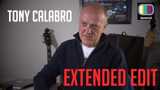 Live at Spectrum speaks to Tony Calabro (Extended)