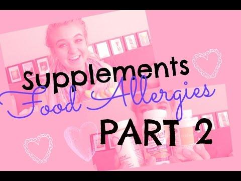 Supplements Part 2: Food Allergy Helpers