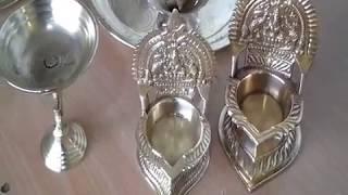 Pooja Materials Cleaning Tips In Tamil    பூஜை அறை பாத்திரங்கள் சுத்தம் செய்தல்   MY FOOD MY RECIPE