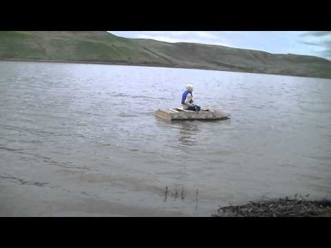 8' Hybrid NL Duck Boat