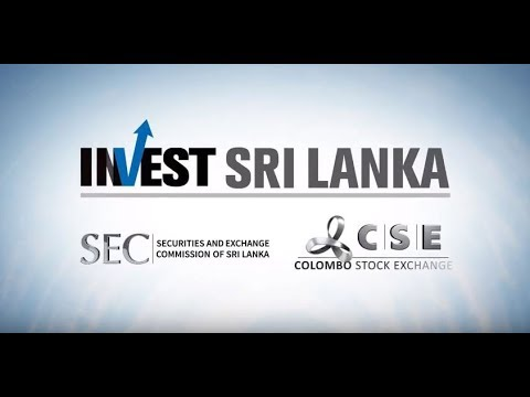 Invest Sri Lanka  - Colombo Stock Exchange