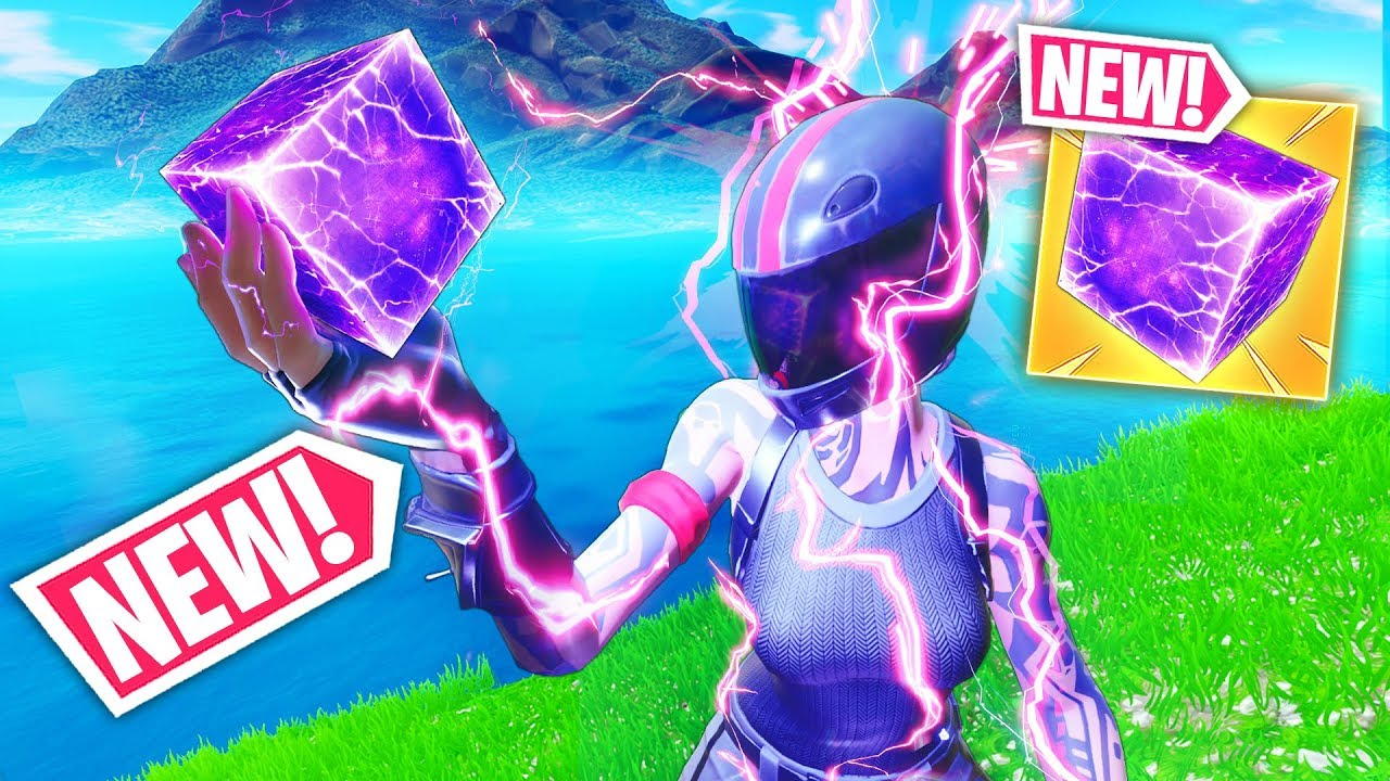 *NEW* CUBE SUPER POWERS  !!! | Fortnite Funny and Best Moments Ep 522  (Fortnite Battle Royale)