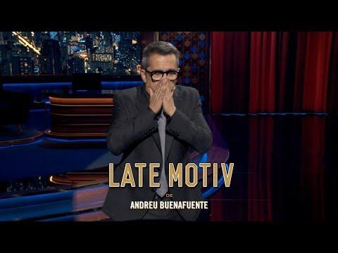 LATE MOTIV - Monólogo El Desatranques Jaén del desamor  LateMotiv567