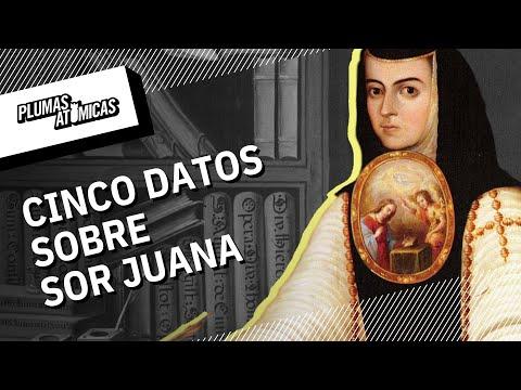 Cinco cosas que no sabías de Sor Juana Inés de la Cruz
