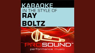 Thank You (Karaoke Instrumental Track) (In the style of Ray Boltz)