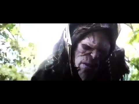 corvus glaive death scene in avengers infinity war