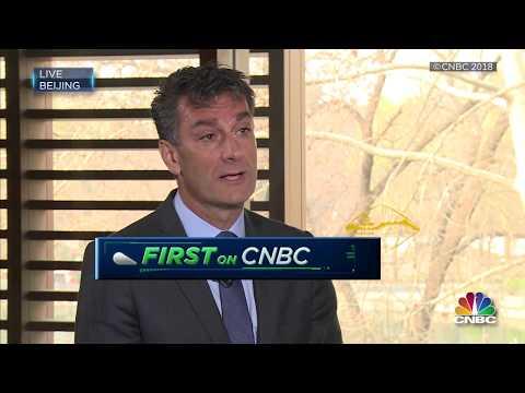 Manulife President & CEO Roy Gori on CNBC